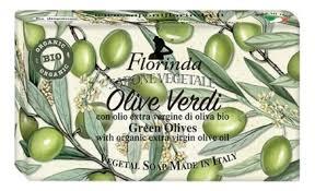 <b>Натуральное</b> оливковое <b>мыло</b> Olive Verdi 100г Florinda купить ...