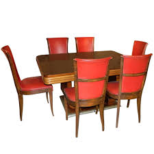 original french art deco modernist dining suite 1930s art deco dining furniture