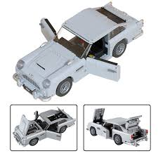 1450 PCS NEW Creator DB5 <b>Model Building Kits</b> Bricks Toys ...