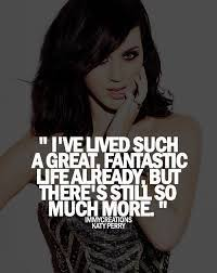 katy perry quotes tumblr - Google Search   Inspire   Pinterest ... via Relatably.com