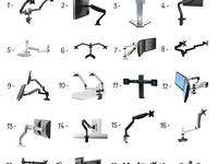 Monitor Arms: лучшие изображения (22) | Монитор, <b>Подставки</b> и ...