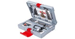 <b>49pcs Premium</b> X-Line drill bit and screwdriver bit <b>set</b> | <b>Bosch</b> DIY