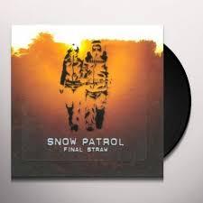 <b>Snow Patrol FINAL</b> STRAW Vinyl Record