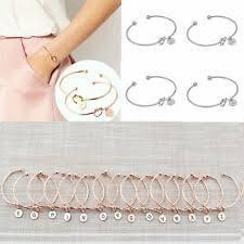 <b>Personalised Initial Bracelet</b> for sale | eBay