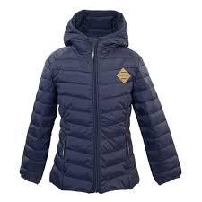 <b>Куртка Huppa</b> 17980055-90035 <b>STENNA для</b> девочки, цвет синий ...