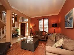 warm colors living room interior design ideas with calm paint amazing living room color