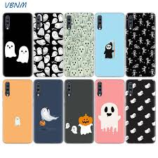 <b>Halloween Cartoon</b> Heart Silicone Shell <b>Case For</b> Samsung Galaxy ...