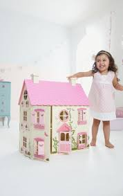 buy george home wooden dolls house from our wooden toys range today from asda silver award winner of best toddler toy at the 2016 mother baby awards brand baby wooden doll house