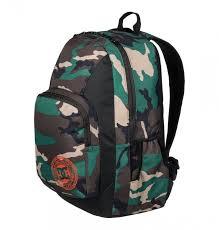 <b>Рюкзак DC SHOES The</b> Locker M Camo — купить в магазине ...