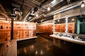 the classpass shower awards whats the best locker room in your city ample shower room