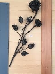 Кованая роза в Новосибирске. Цена товара 1 700 руб./ед., в ...
