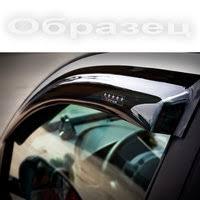 «<b>Дефлекторы на окна</b> накладные черный V-STAR для Audi A4 ...