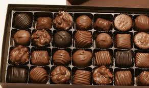 Image result for photo of box of chocolates