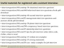 13 useful materials for registered sales assistant registered sales assistant
