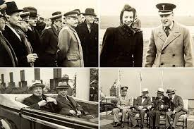 Incredible pictures of Winston Churchill, Joseph Stalin and Franklin ...