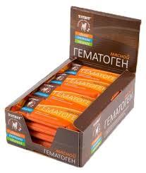 <b>Лакомство</b> для собак <b>Titbit</b> Гематоген мясной <b>Immuno</b> — купить по ...