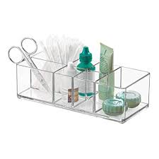 iDesign Medicine <b>Storage</b> Box for <b>Bathroom</b> and Medicine <b>Cabinet</b> ...