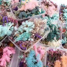 For Epoxy Resin Decoration <b>Pendant</b> Nail <b>Art</b> Herbarium <b>Colorful</b> ...