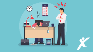 is lack of sleep killing your career many workers don t get proper sleep and feel tired throughout the day chronic drowsiness and sleep deprivation cause many people issues at work