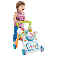 <b>Multifunctional Baby Walker</b> Toys Toddler <b>Trolley</b> Sit to Stand ABS ...