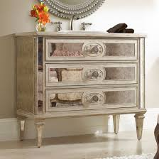 chest drawers bathroom winsome small vanity sink cabinet ideas decor with natural wood combine mirrored chest awesome pottery barn bathroom vanity decor