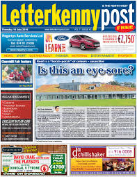 Letterkenny Post 14 07 16 By River Media Newspapers Issuu