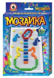 <b>Фигурная мозаика</b> Гитара 135 фишек - <b>Русский Стиль</b> ...