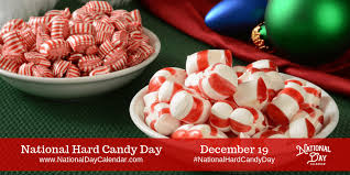 NATIONAL HARD CANDY DAY - December 19 - National Day ...
