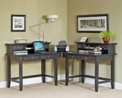 diy corner desk hutch amazing diy home office desk 2 black