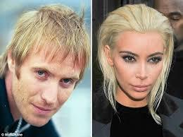 LOL! Kim Kardashian's Blonde Hair Inspired So Many Playful Memes ... via Relatably.com