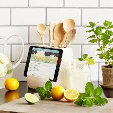 kitchen utensil: kitchen utensil and tablet holder  thumbnail
