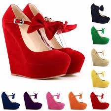 <b>women</b> pumps <b>flock high heels women</b> shoes Pointed Toe 11 CM ...