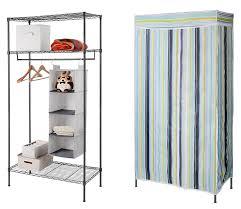 <b>Wardrobe</b> Rod <b>Closet</b> Cover for <b>3-Tier</b> Utility <b>Closet</b> Organizer ...