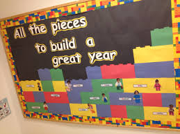 bulletin board designs for office. lego back to school bulletin board designs for office