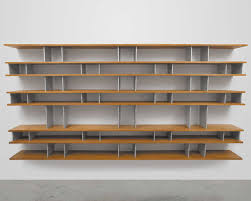 Wall Bookshelf Stylish Glamorous Wall Mounted Bookshelves Idea With Brown Wood