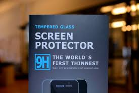 True Hardness of A <b>Tempered Glass Screen</b> Protector