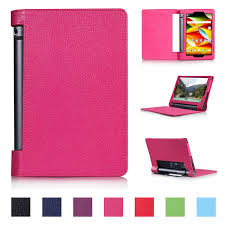 Flip <b>Stand PU Leather Cover</b> Case for Lenovo Yoga Tab 3 8.0 850F ...