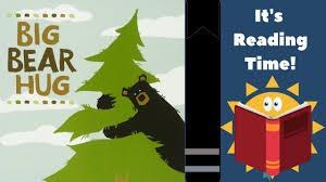<b>Big Bear Hug</b> | Read Along | Children's Book | Story Book | Kid ...