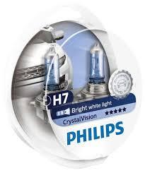 <b>Лампа</b> автомобильная галогенная <b>Philips Crystal</b> Vision ...