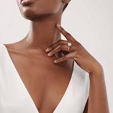The Tiffany® <b>Setting Engagement Ring</b> in Platinum