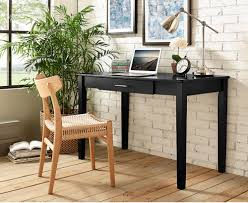 black wood office desk idea black wood office desk 4