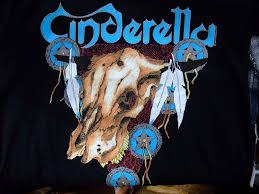 RArE <b>Cinderella Long Cold</b> Winter Tour 1988-89 vintage sz Large ...
