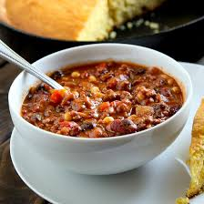 Image result for turkey chili