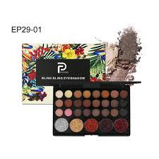 New <b>29 Colors EyeShadow Palette</b> Makeup Kit Glitter + Highlight ...