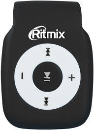 Купить MP3 <b>плеер RITMIX RF-1015</b> Black flash черный в интернет ...