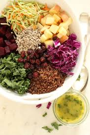 <b>Superfood Salad</b> - The Harvest Kitchen
