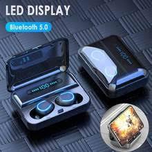 Online Shop <b>F9</b>-<b>6 TWS Wireless</b> Earbuds 3D Stereo Mini <b>Bluetooth</b> ...