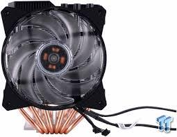 <b>Cooler Master MASTERAIR</b> Ma620P <b>CPU</b> Cooler Review