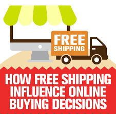 How <b>Free Shipping</b> Influence Online Buying Decisions [Infographic]