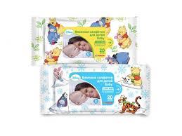 <b>Салфетки влажные Максан</b>, Disney Baby, 20 шт. купить в детском ...